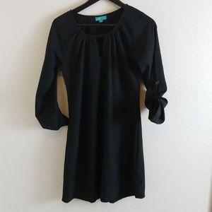 Vfish XS Black Dress